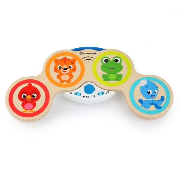 magic touch drums - drum - hout - houten speelgoed - speelgoed - muziek - dn houten tol - de mouthoeve - boekel - baby einstein