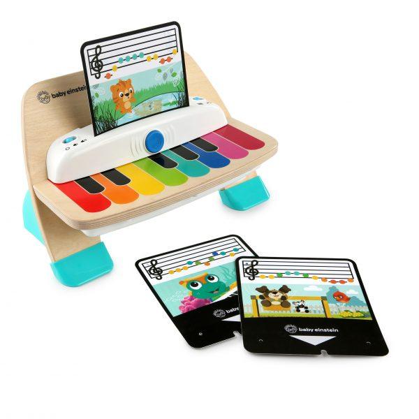 magic touch piano - piano - speelgoed - houten speelgoed - muziek - insturmenten - houten speelgoed - dn houten tol - de mouthoeve - boekel - winkel - baby eindstein - hape