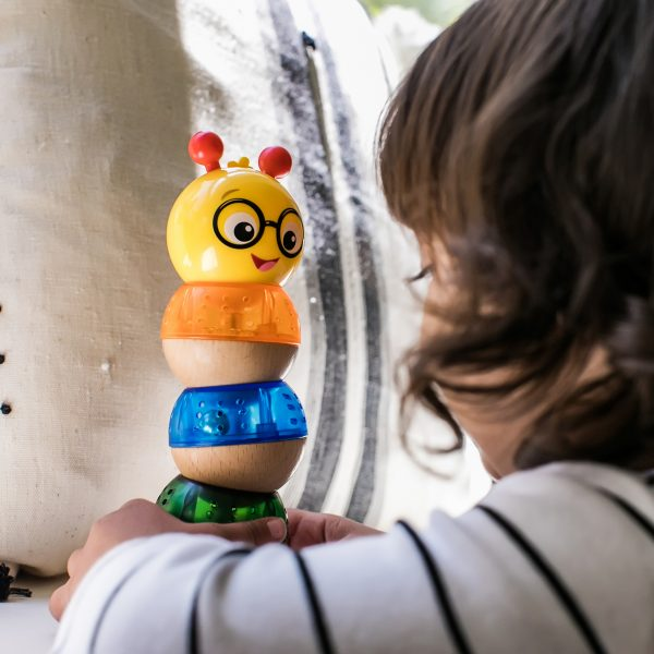 balancing cal - balans - hout - kunststof - houten speelgoed - speelgoed - dn houten tol - de mouthoeve - winkel - boekel - baby einstein