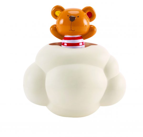 Pop up teddy shower buddy - bad - buitenspeelgoed - water - kunststof - dn houten tol - mouthoeve - boekel - hape