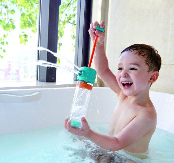 multi spout sprayer - kunststof - buitenspeelgoed - badspeelgoed - speelgoed - water - bad - dn houten tol - de mouthoeve - boekel - hape