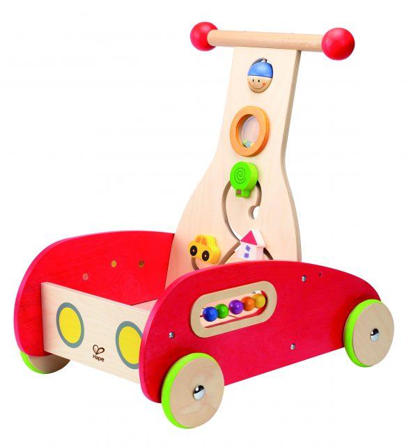 wonder walker - loopwagen - dn houten tol - speelgoed - houten speelgoed - boekel - mouthoeve - hape