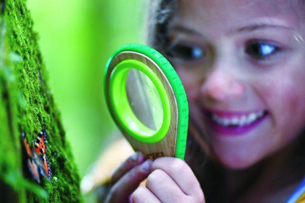 Nature detective set - fluit - bamboe - buitenspeelgoed - houten speelgoed - dn houten tol - de mouthoeve - winkel - boekel - hape