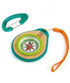 compass set - kompas - bamboe - buiten speelgoed - speelgoed - houten speelgoed - dn houten tol - de mouthoeve - winkel - boekel - hape