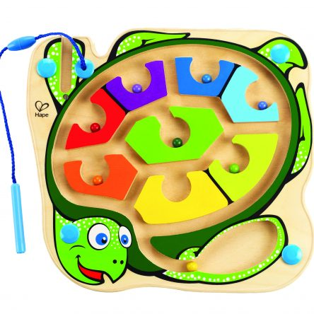 Magnetisch Gekleurde Schildpad
