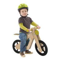 trike - blank - houten trike - van dijk toys - van dijk houten speeloed - speelgoed - houten speelgoed - hout - peuter - kleuter - dn houten tol - de mouthoeve - boekel - winkel - loopfiets