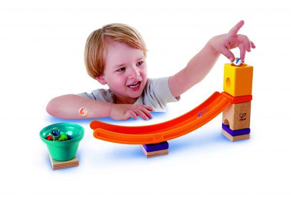 knikkerbaan - maga skatepark - speelgoed - knikkers - houten speelgoed - kinder speelgoed - hape - E6023 - dn houten tol - de mouthoeve - boekel - winkel - kinderen - child - kleuter - vanaf 4 jaar