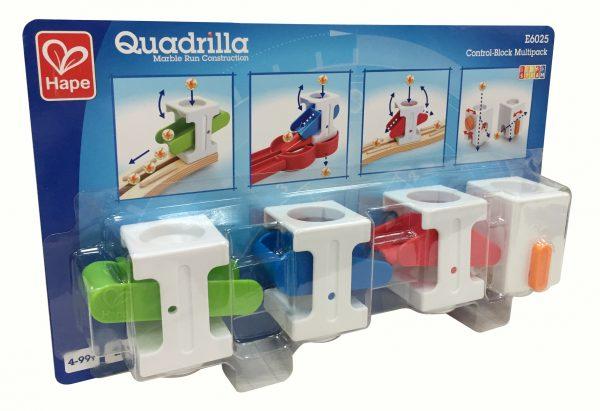 Controle-Blok Multipack - control block multipack - speelgoed - houten speelgoed - kinderspeelgoed - hape - E6025 - kunststof - kleuter - vanaf 4 jaar - dn houten tol - de mouthoeve - boekel - winkel