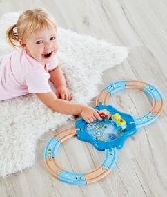 trein - houten trein - onderzee trein - undersea figure 8 - speelgoed - houten speelgoed - hape - E3827 - dn houten tol - de mouthoeve - boekel - winkel - dreumes - peuter
