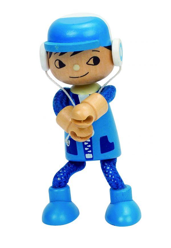 zoon - mederne familie - son - modern family - speelgoed - houten speelgoed - child - kind - kinder speelgoed - hape - E3508 - poppenhuis - poppen - peuter - kleuter - vanaf 3 jaar - dn houten tol - verjaardagscadeau - de mouthoeve - boekel - winkel