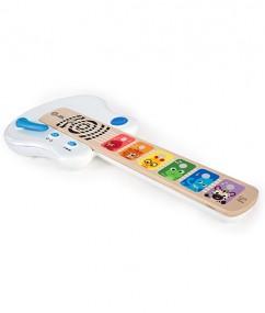 gitaar - kindergitaar - speelgoed - houten speelgoed - baby einstein - hape - dierengeluiden - cadeau - verjaardagscadeau - dn houten tol - de mouthoeve - speelgoedwinkel - boekel - 12396