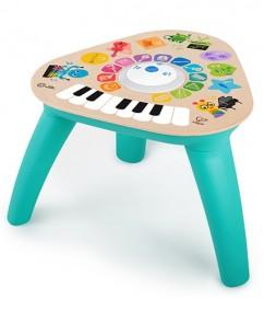 muziektafel - tunetable - muziek - muziekinstrument - houten speelgoed - speelgoed - 12398 - piano - geluiden - dn houten tol - de mouthoeve - boekel - hape - baby einstein