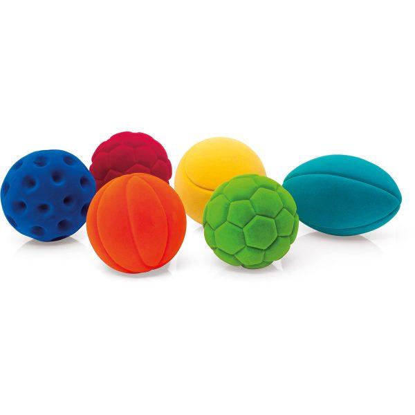 kraamcadeau - rubbabu - voertuig - baby speelgoed - rubber speelgoed - 100% natuurlijk - speelgoed - houten speelgoed - dn houten tol - de mouthoeve - boekel - shop stil speelgoed - vliegtuig - dieren - knuffeldieren - bal - speelbal - oranje bal - sport ballen