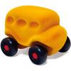 geruisloos speelgoed - bus - gele bus - rubbabu - zacht speelgoed - baby speelgoed - dreumes - speelgoed - houten speelgoed - dn houten tol - de mouthoeve - boekel - shop - winkel