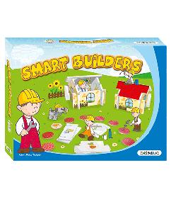smart builders - beleduc - spel - leerzaam spel - kinder spel - speelgoed - houten speelgoed - dn houten tol - de mouthoeve - boekel - shop - winkel