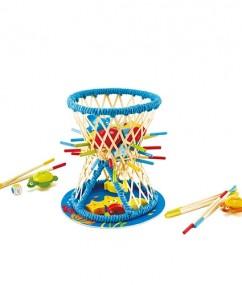 Bord spellen - spellen - kinder spellen - zippy zebra - hape - spelletjes - games - speelgoed - houten speelgoed - dn houten tol - de mouthoeve - boekel - vissen spel - pallina ocean rescue