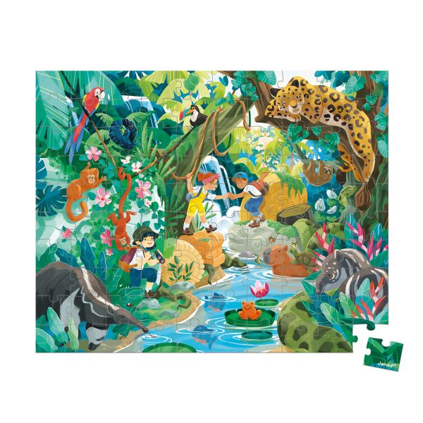 puzzel - puzzel avonturen - Janod Puzzel - janod - kinder puzzel - bos puzzel - speelgoed - houten speelgoed - educatief speelgoed - dn houten tol - de mouthoeve - boekel - stoere puzzel - jongens puzzel - puzzel in koffer - avonturen piraten puzzel