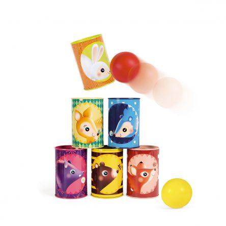 Spel – Blikken gooien