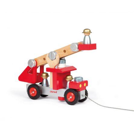 Vrachtwagen – Brandweerauto