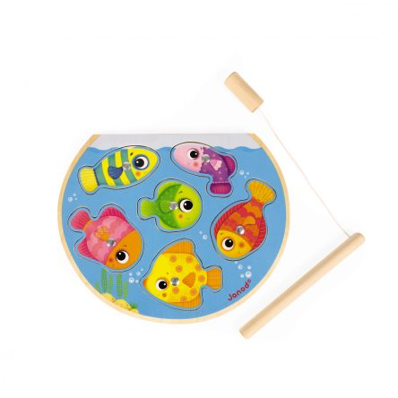 Puzzelspel – Snelle vissen