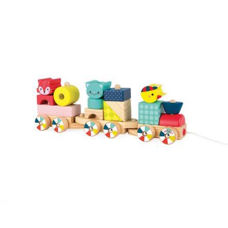Baby jungle trein