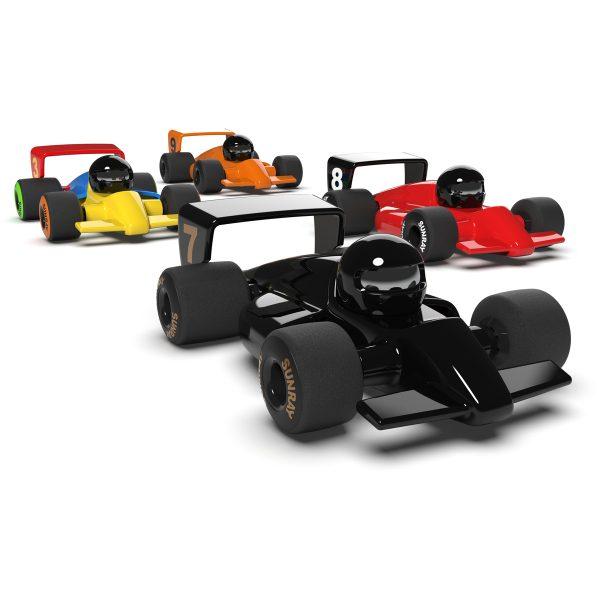 playforever - janod - auto - 07VT802 - decoratie auto - speelgoed - houten speelgoed - kinderspeelgoed - kraamcadeau - gender party - babyshower - dn houten tol - webshop - speelgoedwinkel - boekel - mannen auto