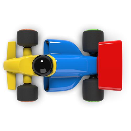 model auto - playforever - janod - auto - 07VT804 - decoratie auto - speelgoed - houten speelgoed - kinderspeelgoed - kraamcadeau - gender party - babyshower - dn houten tol - webshop - speelgoedwinkel - boekel - mannen auto