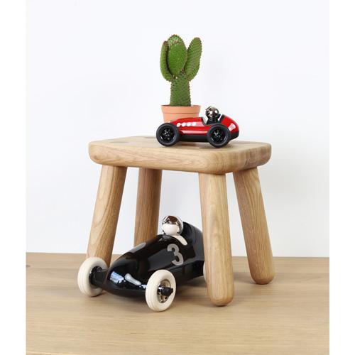 Bruno racing car chrome - playforever - race auto - voertuigen - auto's - kunststof - 07106 - speelgoed - houten speelgoed - cadeau - vanaf 3 jaar - kraamcadeau - gender party - baby shower - peuter - kleuter - tm 99 jaar - educatief - leerzaam - duurzaam - dn houten tol - jongens - meisjes - de mouthoeve - boekel - webshop - speelgoedwinkel