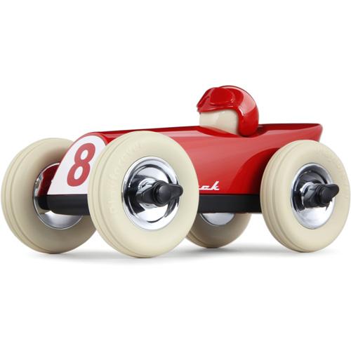 Buck Red - playforever - race auto - voertuigen - auto's - kunststof - 07601 - speelgoed - houten speelgoed - cadeau - vanaf 3 jaar - kraamcadeau - gender party - baby shower - peuter - kleuter - tm 99 jaar - educatief - leerzaam - duurzaam - dn houten tol - jongens - meisjes - de mouthoeve - boekel - webshop - speelgoedwinkel