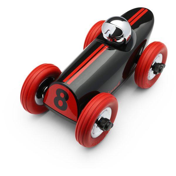 Buck Roddie - mannen cadeau - playforever - race auto - voertuigen - auto's - kunststof - 07605 - speelgoed - houten speelgoed - cadeau - vanaf 3 jaar - kraamcadeau - gender party - baby shower - peuter - kleuter - tm 99 jaar - educatief - leerzaam - duurzaam - dn houten tol - jongens - meisjes - de mouthoeve - boekel - webshop - speelgoedwinkel