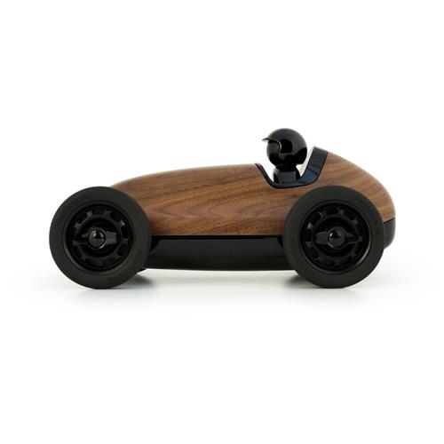 Mannen auto - CNC standard Walnut Roadster - houten auto - walnotenhout - mannen cadeau - playforever - race auto - voertuigen - auto's - kunststof - 07CNC301 - speelgoed - houten speelgoed - cadeau - vanaf 3 jaar - kraamcadeau - gender party - baby shower - peuter - kleuter - tm 99 jaar - educatief - leerzaam - duurzaam - dn houten tol - jongens - meisjes - de mouthoeve - boekel - webshop - speelgoedwinkel