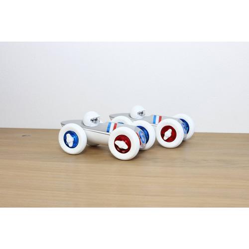 race auto - klassiek - ABS plastic - vliegtuig - Rufus Allons-y - mannen cadeau - playforever - race auto - voertuigen - auto's - kunststof - 07R804 - speelgoed - houten speelgoed - cadeau - vanaf 3 jaar - kraamcadeau - gender party - baby shower - peuter - kleuter - tm 99 jaar - educatief - leerzaam - duurzaam - dn houten tol - jongens - meisjes - de mouthoeve - boekel - webshop - speelgoedwinkel