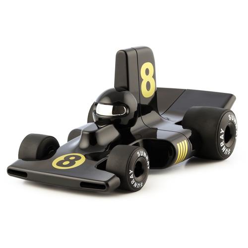 Verve Velocita Emilio - vanaf 3 jaar - race auto - klassiek - ABS plasticmodel auto - playforever - janod - auto - 07VF302 - decoratie auto - speelgoed - houten speelgoed - kinderspeelgoed - kraamcadeau - gender party - babyshower - dn houten tol - webshop - speelgoedwinkel - boekel - mannen auto - verjaardags cadeau voor kinderen en mannen -