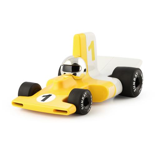 Verve Velocita Jacques - vanaf 3 jaar - race auto - klassiek - ABS plasticmodel auto - playforever - janod - auto - 07VF303 - decoratie auto - speelgoed - houten speelgoed - kinderspeelgoed - kraamcadeau - gender party - babyshower - dn houten tol - webshop - speelgoedwinkel - boekel - mannen auto - verjaardags cadeau voor kinderen en mannen
