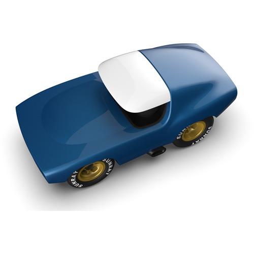 Leadbelly Sonny - mannen cadeau - playforever - race auto - voertuigen - auto's - kunststof - 07VF501 - speelgoed - houten speelgoed - cadeau - vanaf 3 jaar - kraamcadeau - gender party - baby shower - peuter - kleuter - tm 99 jaar - educatief - leerzaam - duurzaam - dn houten tol - jongens - meisjes - de mouthoeve - boekel - webshop - speelgoedwinkel