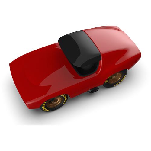 Leadbelly Vincent - mannen cadeau - playforever - race auto - voertuigen - auto's - kunststof - 07VF502 - speelgoed - houten speelgoed - cadeau - vanaf 3 jaar - kraamcadeau - gender party - baby shower - peuter - kleuter - tm 99 jaar - educatief - leerzaam - duurzaam - dn houten tol - jongens - meisjes - de mouthoeve - boekel - webshop - speelgoedwinkel