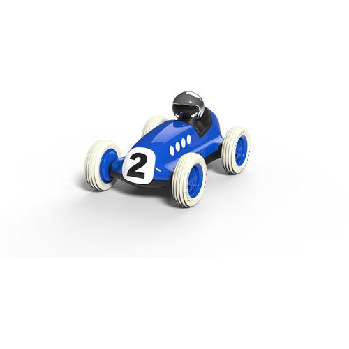 Race wagen - Loretino Marino - mannen cadeau - playforever - race auto - voertuigen - auto's - kunststof - 07VL401 - speelgoed - houten speelgoed - cadeau - vanaf 3 jaar - kraamcadeau - gender party - baby shower - peuter - kleuter - tm 99 jaar - educatief - leerzaam - duurzaam - dn houten tol - jongens - meisjes - de mouthoeve - boekel - webshop - speelgoedwinkel - Loretino Monaco