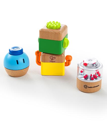 blokken - beleduc - 11886 - hape - speelgoed - baby - dreumes - gevoel - motoriek - visie - luisteren - muziek - houten speelgoed - leerzaam - educatief - duurzaam - dn houten tol - de mouthoeve - boekel - webshop - speelgoedwinkel