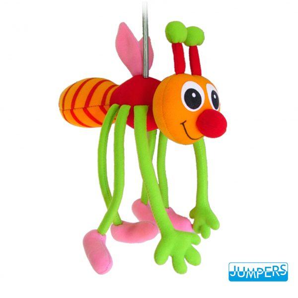 102001 - insecten - mier - blizz - jumpers - janod - zeebra - wiebeldieren - - dier aan veer - knuffel speelgoed - houten speelgoed - kraamcadeau - gender party - baby shower - gender nutraal - jongen - meisje - verjaardag - dn houten tol - de mouthoeve - boekel - webshop - boerderijdieren - speelgoedwinkel