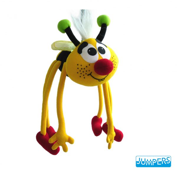 102004 - bij - insect - bambi - - jumpers - janod - zeebra - wiebeldieren - - dier aan veer - knuffel speelgoed - houten speelgoed - kraamcadeau - gender party - baby shower - gender nutraal - jongen - meisje - verjaardag - dn houten tol - de mouthoeve - boekel - webshop - speelgoedwinkel