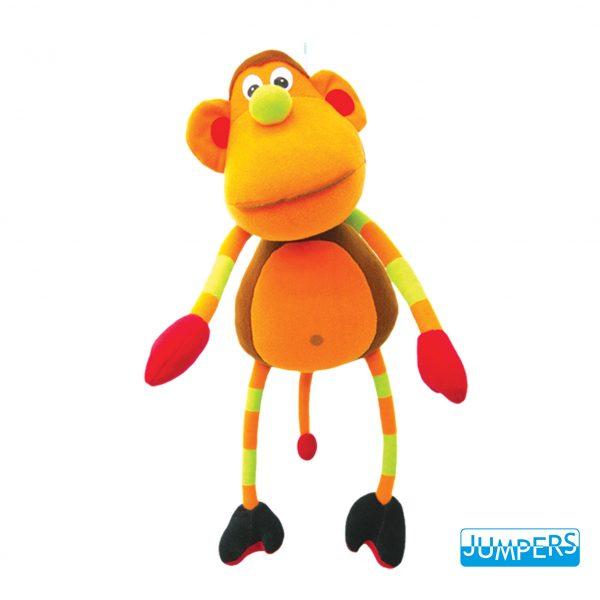 105004 - aap - jumpers - janod - zeebra - wiebeldieren - - dier aan veer - knuffel speelgoed - houten speelgoed - kraamcadeau - gender party - baby shower - gender nutraal - jongen - meisje - verjaardag - dn houten tol - de mouthoeve - boekel - webshop - speelgoedwinkel