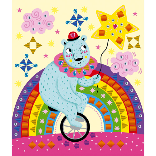 janod atelier - 117820 - strass en stickers - knutselen - creatief - knippen - vanaf 4 jaar - verjaardagscadeau - de mouthoeve - boekel - d'n houten tol - speelgoedwinkel - webshop - speelgoed - houten speelgoed