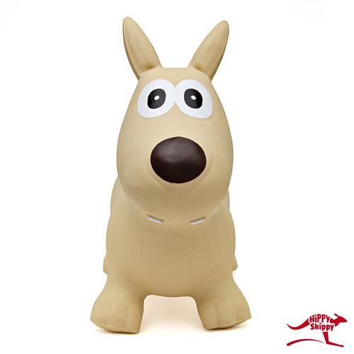 hond melted butter - Hippy skippy - spring bal - skippy bal - speelgoed - houten speelgoed - kinderen - koe - dieren - vanaf 3 jaar - verjaardagscadeau - kraamcadeau - kado - gender party - babyshower - peuter - kleuter - school kind - 4de verjaardag - 5de verjaardag - dn houten tol - de mouthoeve - boekel - webshop - speelgoedwinkel - buitenspeelgoed - 120067